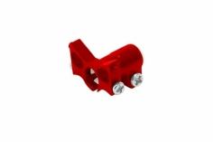 Rakonheli Heckrohrhalterung in rot für Blade Nano CPS