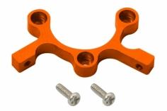Rakonheli Ersatz Motorhalterung in orange für den 60mm Propschützer für Nano QX2