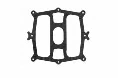 Rakonheli Akkuhalterung aus CNC3K Carbon für den Balde Nano QX2