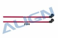 Align Heckrohr Alu rot T-REX 150X