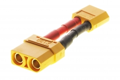 Adapter XT60 Stecker auf XT90 Buchse
