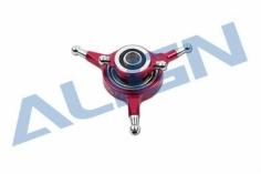 Align Aluminium Taumelscheibe CCPM aus Metall in rot für T-REX 150