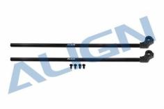Align Heckrohr schwarz für T-REX 150