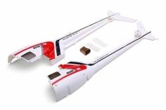 XK Innovations Ersatzteil Rumpf Heckteile für K123 AS-350