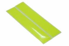 OXY Ersatzteil Aufkleber für Heckrohr in gelb für OXY 3