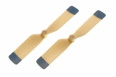 XK Innovations Ersatzteil Heckrotorblatt 2 Stück für K124 EC-145
