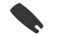 OXY Ersatzteil Rotorblattauflage Ninja Flex in schwarz für den OXY3