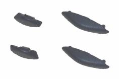 Landegestell für den Shuttle X252 FPV-Copter