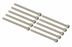 Zylinderkopfschraube - Edelstahl M3x45