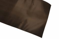 Schrumpfschlauch 197mm Flachmaß 1m leicht transparent schwarz