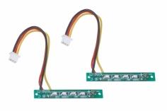 LED Einheit grün/rot für den Shuttle X252 FPV-Copter