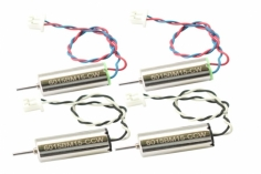 Rakonheli Brushed Motoren Set 2xcw und 2xccw 6x15mm 15000kV Version2