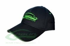 Goblin Schirmkappe Pilot Cap grün/schwarz