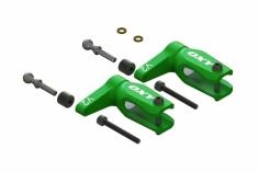 OXY Ersatzteil Hauptrotorblatthalter V2 in grün für OXY3 Green Lantern Edition