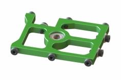 OXY Ersatzteil Mittlerer Lagerbock in grün für OXY3 Green Lantern Edition