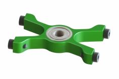 OXY Ersatzteil Unterer Lagerbock in grün für OXY3 Green Lantern Edition