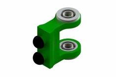 OXY Ersatzteil Heckanlenkarmhalter in grün für OXY3 Green Lantern Edition