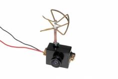 Micro Cam Combo 1000TVL inklusive 5.8GHz 25mW Videosender