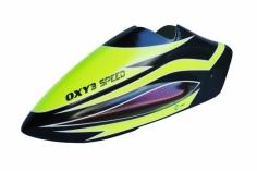 OXY Ersatzteil Haube in gelb für OXY3 Speed Rumpf