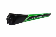 OXY Ersatzteil Heckrohr in grün für OXY3 Speed Rumpf