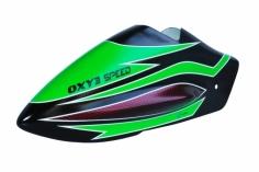 OXY Ersatzteil Haube in grün für OXY3 Speed Rumpf