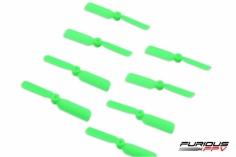 Furious FPV Propeller 2 Blatt 45mm mit 1,5mm Aufnahme in grün