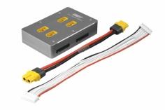 iSDT Parallel Ladeboard PC-4860 um bis zu vier 8S LiPo Akkus gleichzeitig zu laden