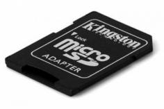 Speicherkarteadapter für Micro SD Karten auf SD