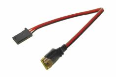 Futaba Anschlusskabel Adapter für Extra Voltage Kabel für Futaba Empfänger R7003