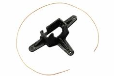Rakonheli Kamerahalterung mit 10°Neigungswinkel in schwarz für Blade Inductrix FPV und Rakonheli Brushless Whoop FPV