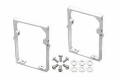 Lionheli CNC Aluminium Speed Rumpf Heckrohrhalterung für den Blade 250CFX