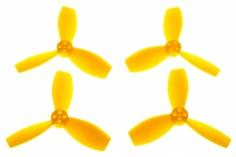 Blade Ersatzteil Torrent 110 FPV 2 Zoll Propeller in gelb