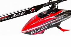 Goblin T-Line 710 Black Thunder rot/schwarz Edition