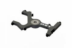 OXY Ersatzteil Oberer Lagerbock aus CNC Aluminium in schwarz für OXY 2