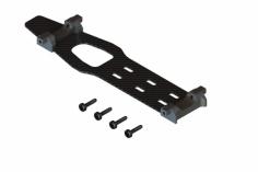 OXY Ersatzteil Untere Bodenplatte aus carbon für den OXY2