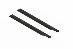 OXY Ersatzteil Hauptrotorblätter 190mm aus Nylon mit Carbonfasern in schwarz 1 Paar für den OXY2