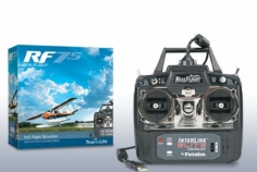 RealFlight 7.5 Simulator mit Interlink Elite Controller