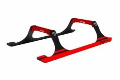 Rakonheli Landegestell Carbon in rot für Blade 130S