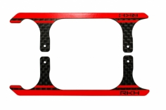 Rakonheli Landegestell Ersatzkufen in rot für Blade 130s