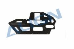Align Chassis Seitenteil Carbon links für T-Rex 500X