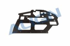 Align Chassis Seitenteil Carbon links für T-REX 550X und 550L