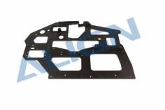 Align Chassis Seitenteil Carbon rechts für T-REX 550X und 550L