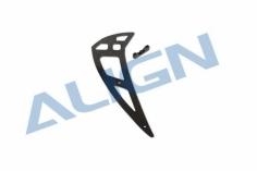 Align Vertikales Leitwerk aus Carbon für T-REX 550X