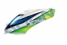 Align Kabinenhaube weiß,blau,grün lackiert für T-REX 550X und 550L