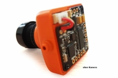 Furious FPV PIGGY OSD Board für KISS für HS1177 und HS1190 Foxeer FPV Kamera
