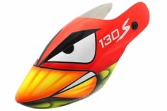 Lionheli Fiberglass Haube Angry Birds Design für den Blade 130s