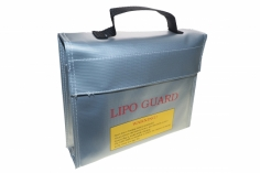 LiPo Safe Bag Sicherheitstasche Brandschutztasche 240x65x180mm