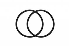 Rakonheli O-Ring Akku Befestigungsringe 11x1,8mm 2 Stück