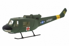 450er Rumpf Bell UH-1 Military