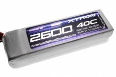 SLS Akku XTRON 2600mAh 3S1P 11,1V 40C/80C
